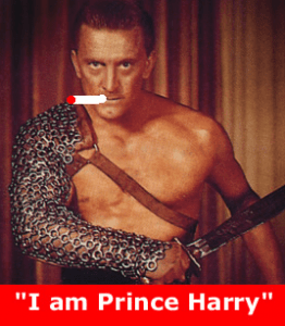 prince harry protection spells