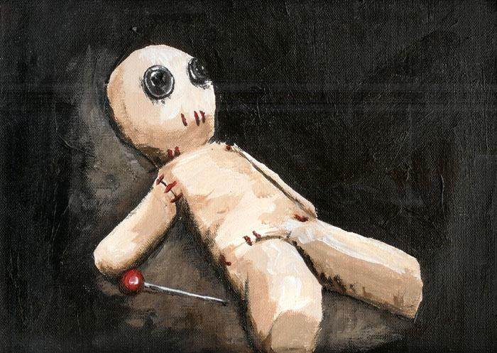 african voodoo dolls