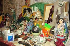 Traditional voodoo spells in Europe