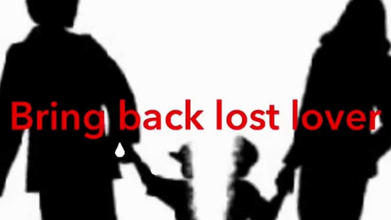 Novena to bring back lost love
