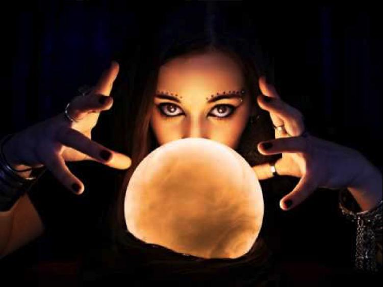 Believing in the power of voodoo spells