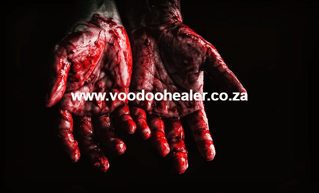 Do you need real blood for black magic love spells?