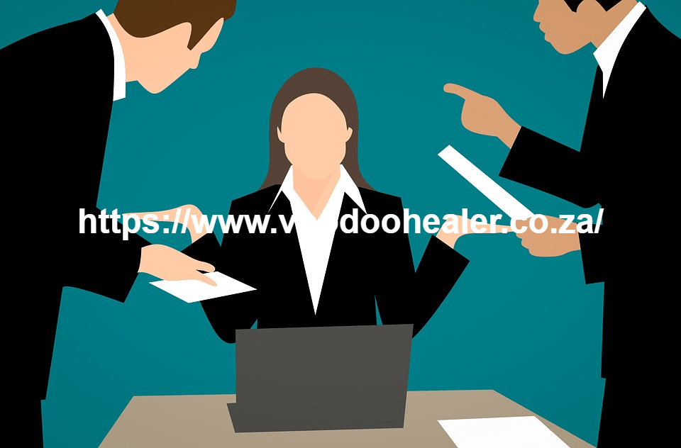 You want to be promoted in your office